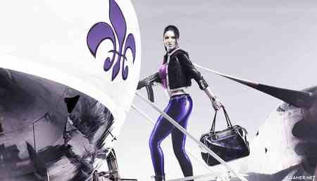 Saints Row The Third 3d And Cg Abstract Background