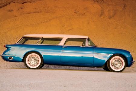 54' Chevy Nomad Waldorf - 54, chevy, waldorf, nomad, chevrolet, 1954