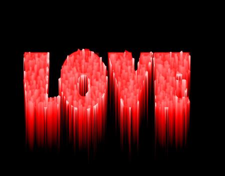 red blood - black, red, love, blood