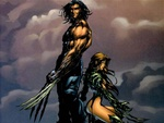 Wolverine And Witchblade