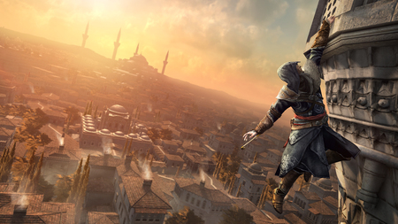 Ac Revelations Other Video Games Background Wallpapers