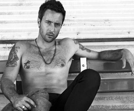 Alex Olaughlin Hawaii Five 0 Tattoo Art Wallpapers And