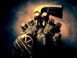 Outlaw Biker Engine
