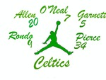 Celtics Starting Five