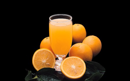juice puree - yellow, pulp, juice, orange