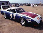 1970 Plymouth Superbird Nascar race car
