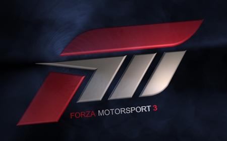Forza motorsport 3 logo other video games background wallpapers on desktop nexus image 663809 - Forza logo wallpaper ...