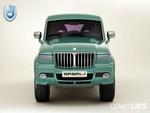 Gazal 1 Desing Concept SUV