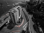 Monaco GP colorsplash
