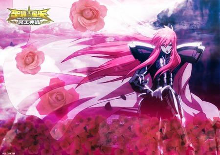 Saint seiya tlc albafica other anime background - Saint seiya wallpaper desktop ...