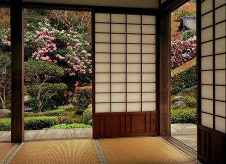 Japanese Room Garden Other Nature Background Wallpapers On Desktop Nexus Image 667716