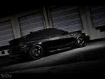 Honda CRX by SrCkyDesign