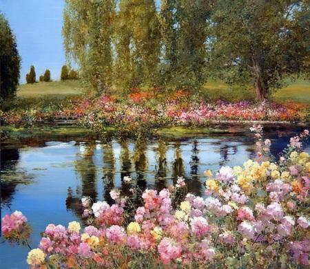 Italy Romantic Impressionism