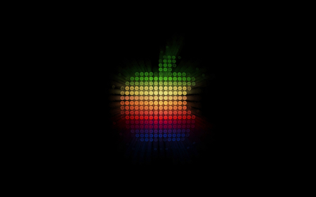 color apple - color, apple, mac, black, technology