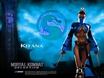 Mortal Kombat Deception Kitana