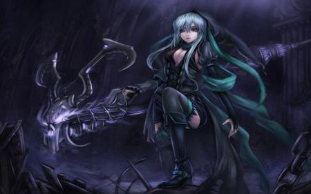 Dark Skull Cannon Other Anime Background Wallpapers On Desktop
