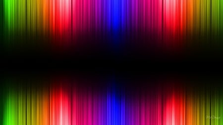 Spectrom - light, colors, abstract, black, bright