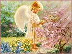 An angel for Heike