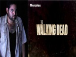 THE WALKING DEAD Morles