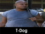 THE WALKING DEAD T-Dog