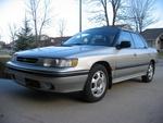 Subaru Legacy SS BC5