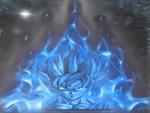 goku flames