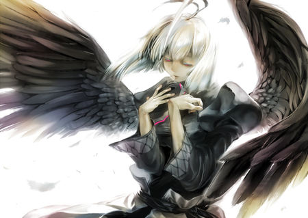 Fallen Angel - Other & Anime Background Wallpapers on ...