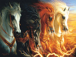 4 Horses of the Apocalypes F2