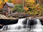Glade-Creek-Grist-Mill-Babcock-State-Park-Virginia