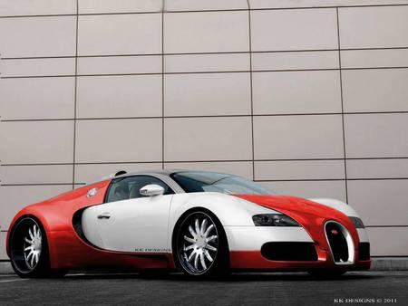 Bugatti Veyron KK Edition
