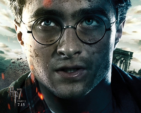 Harry Potter Hp7 Part2 - deathly, hallows, harry potter, hp7