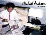Michael Jackson (for my sweet Heike)