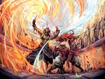Shishio Makoto vs Himura Kenshin