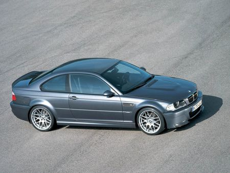 BMW M3 E46 CSL - e46, bmw, m-power, m3, csl