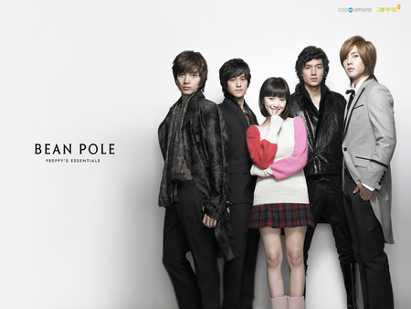 Boys Over Flower wallpaper - f4 with jandi