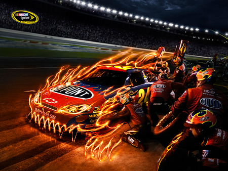Jeff Gordon Nascar