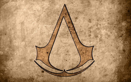 Assassin S Creed Logo Other Video Games Background Wallpapers