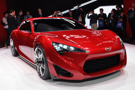 Scion FR S Concept - cars, concept, s, scion, sporty, fr