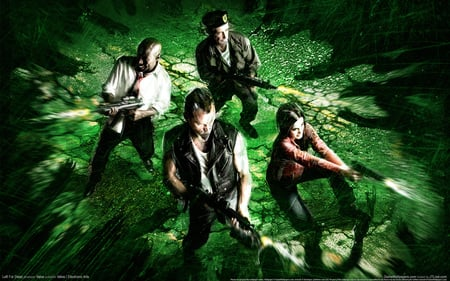 Left for Dead - left 4 dead, action, adenture, fighter, left four dead, left for dead