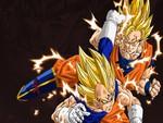 Goku vs. Vegeta