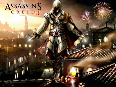 assasin's creed - video games, assasin, fun, heros