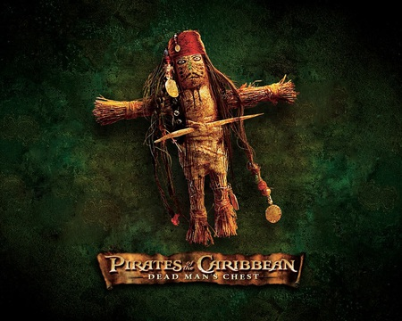 Pirate Voodoo - pirates, jack sparrow, entertainment, movies, caribbean