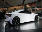 Toyota FT HS Concept
