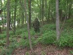 Is it Bigfoot or me in a ghilliesuit.....