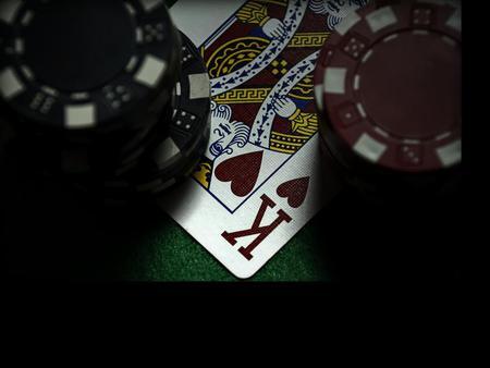 Blackjack cut card
