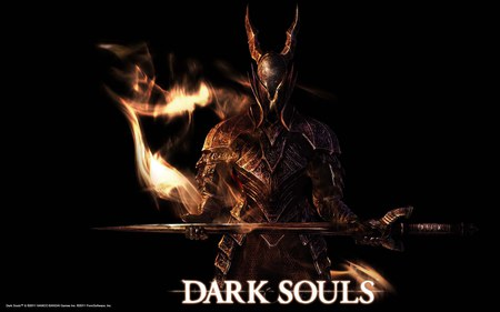 Dark Souls Archdemon - demons, playstation, souls, dark, xbox