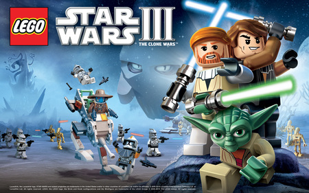 Lego Star Wars 3 Star Wars Video Games Background
