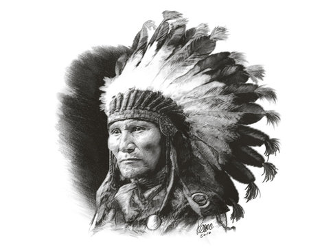 Son of Sitting Bull - Other & Abstract Background Wallpapers on ...