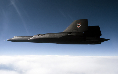SR-71 - military, aircraft, jets, spy