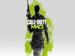 Modern Warfare 3 Green Wallpaper